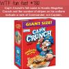 capn crunch wtf fun facts