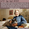 cat followed her owner to the nursing home wtf