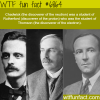 chadwick rutherford and thomson wtf fun fact