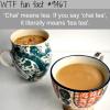 chai tea wtf fun fact