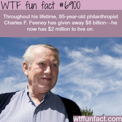 Charles F. Feeney