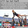 cheerleaders wtf fun fact