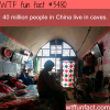 china cave homes wtf fun facts