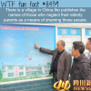 chinese village name shaming people who neglect