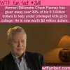 chuck feeney the man who likes losing money