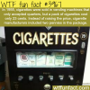 cigarettes vending machines wtf fun facts