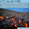 coal mine fire wtf fun facts