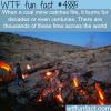 coal mine fire wtf fun facts