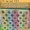 colored toilet paper wtf fun facts