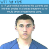 craziest teen in the whole world wtf fun facts