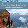 dangerous mountain hut