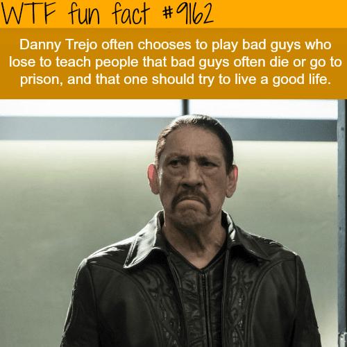 Danny Trejo - WTF Fun Facts