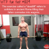 deadlift exercise wtf fun fact