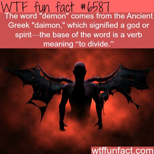 Demon - WTF fun facts