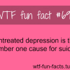 depressing facts