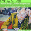 depressive realism wtf fun fact
