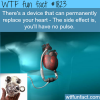 devices that replace heart