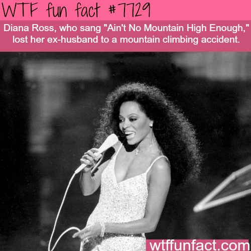 Diana Ross - WTF fun facts