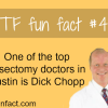 dick chopp vasectomy doctor in austin wtf fun