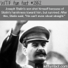 dictators facts joseph stalin