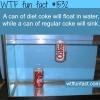 diet coke vs regular coke