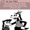 disneys character goofy was originally known as