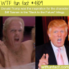 donald trump was the inspiration for biff tannen
