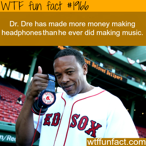 Dr. Dre net worth -WTF fun facts