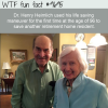 dr henry heimlich used his life saving maneuver