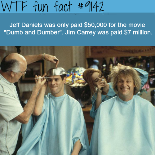 Dumb and Dumber - WTF Fun Facts
