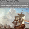 dutch east india company wtf fun facts