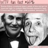 einstein needed 10 hours of sleep a day wtf fun