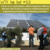 engineers without borders wtf fun facts