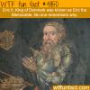 eric ii king of denmark wtf fun facts