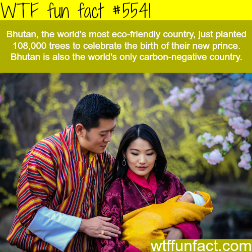 Facts about Bhutan - WTF fun facts
