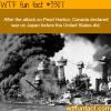 facts about canada wtf fun facts