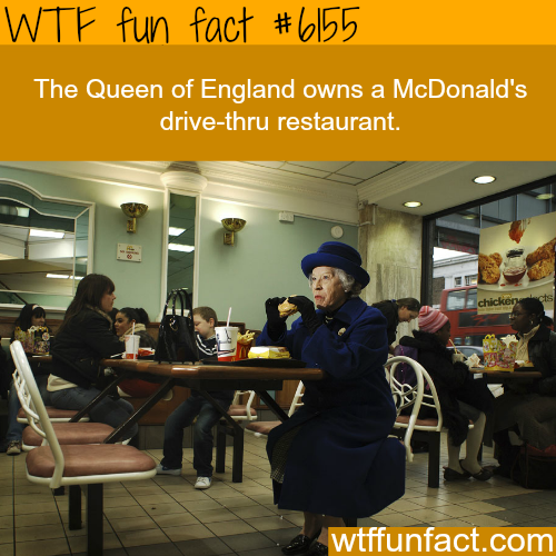 Facts about McDonald's - WTF fun facts