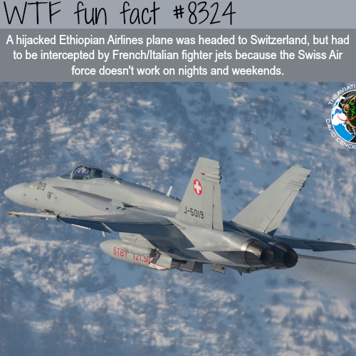Facts about Switzerland - WTF fun facts