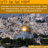 facts about the history of jerusalem