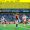 facts about the nfl wtf fun facts