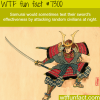 facts about the samurai wtf fun fact