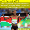faith kipyegon wtf fun facts