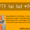 fanta and the nazi connections