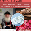 father christmas pill wtf fun facts