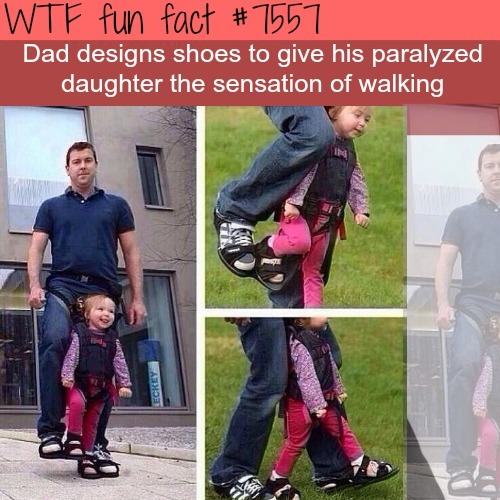 Father of the year -WTF fun facts