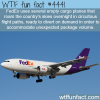 fedex cargo airplanes wtf fun facts