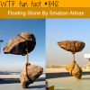 floating stone wtf fun facts