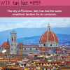 florence italy wtf fun facts