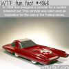 ford concept car that inspired the cars in fallout
