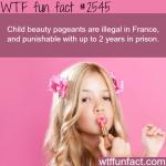 france bans child beauty good job france